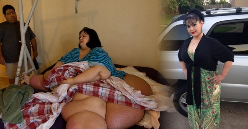 Her Achievement in One Picture-15 Images That Show Incredible Transformation Of A Woman Weighing Over 1000 Pounds