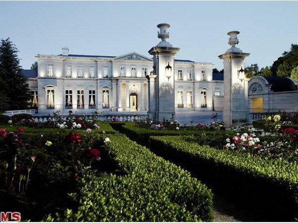 Fleur De Lys, Beverly Hills, CA-15 Most Expensive Homes In The World