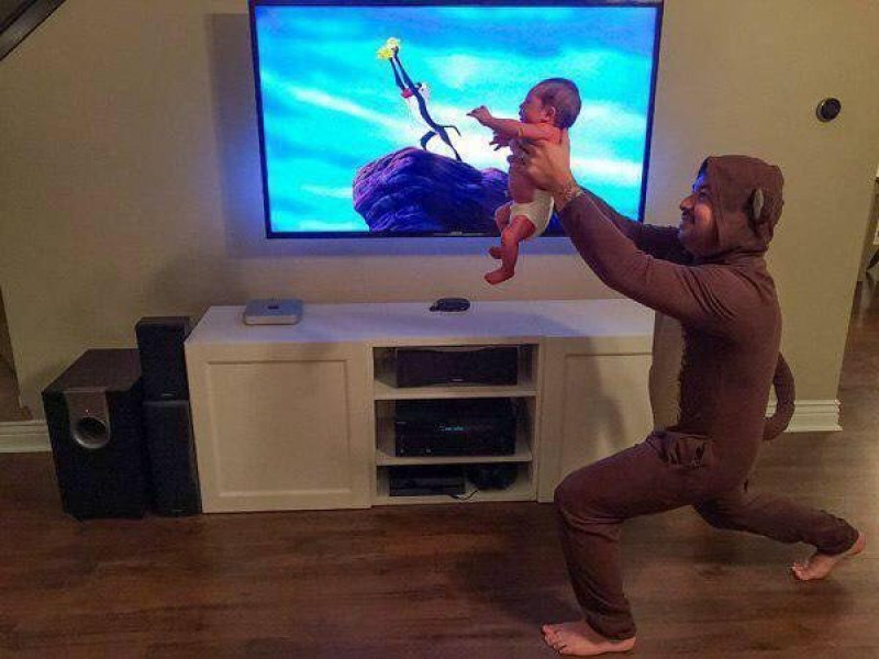 And This Dad-15 Images That Will Make You Say 'Me As A Parent'
