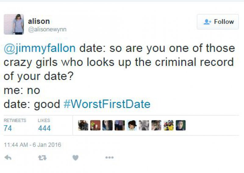 He Gave the Hint-15 People Confess Their Worst First Date On Twitter