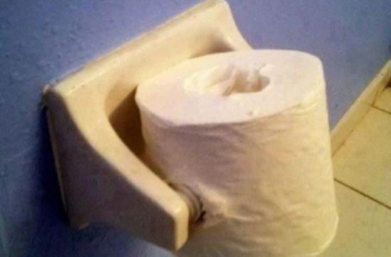 This Messed up Toilet Roll-15 Disturbing Images You Never Want To See