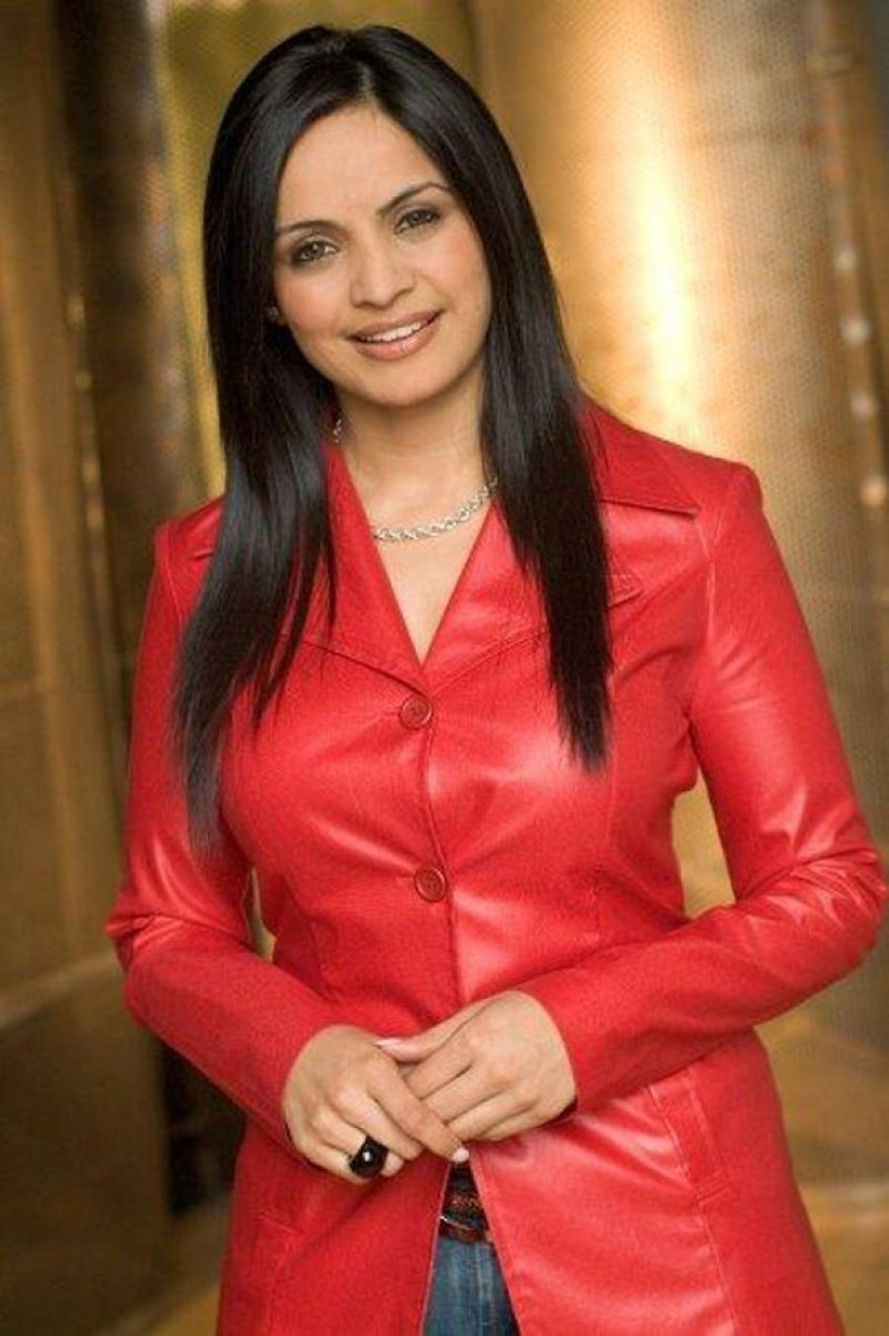 Ruby Dhalla-12 Hottest Female Politicians Around The World