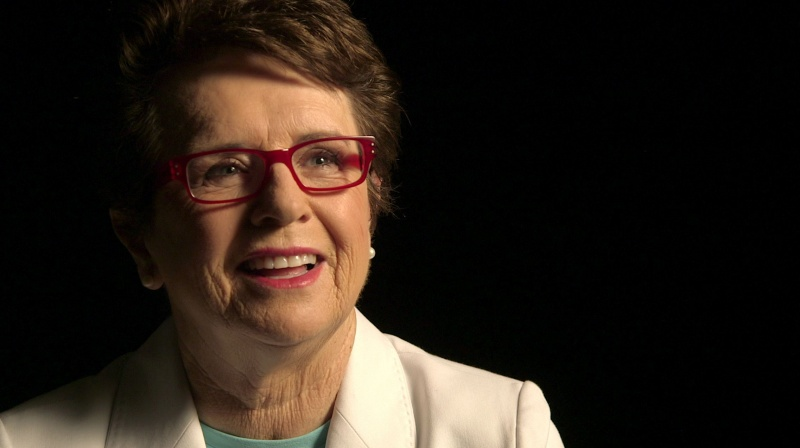 Billie Jean King-15 Celebrities You Probably Didn't Know Were Bisexual