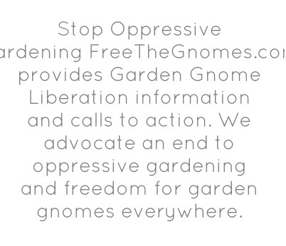 Free the gnomes-36 Weirdest Websites On The Internet