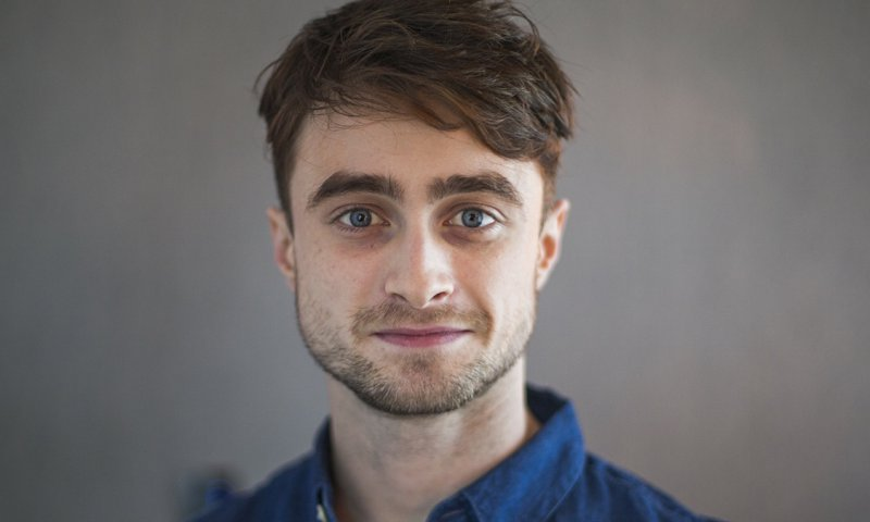 Daniel Radcliffe-12 Celebrities Who Don't Use Twitter At All
