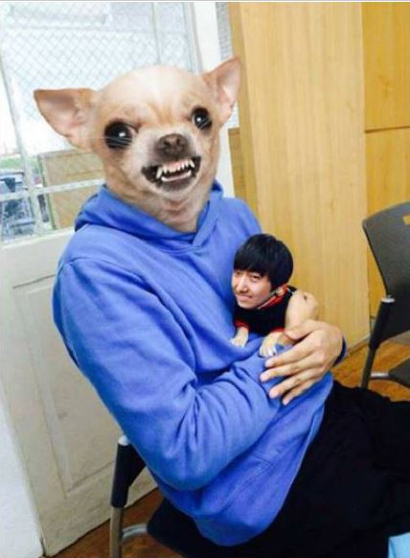 This Creepy Face Swap-15 Hilarious Photoshop Fixes Ever