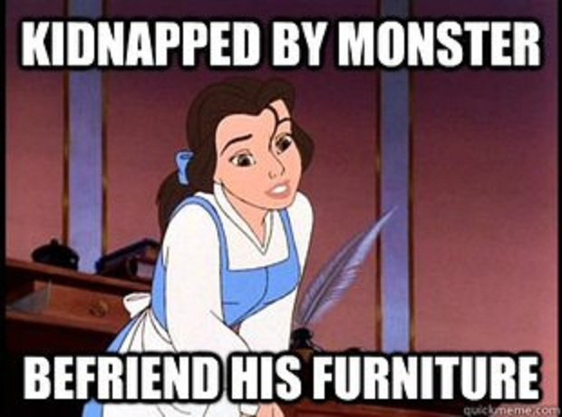 Befriend With Furniture If You Get Kidnapped