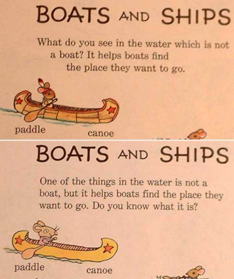 One More Picture-10 Changes To Children Books That Depict Changes In Our Society