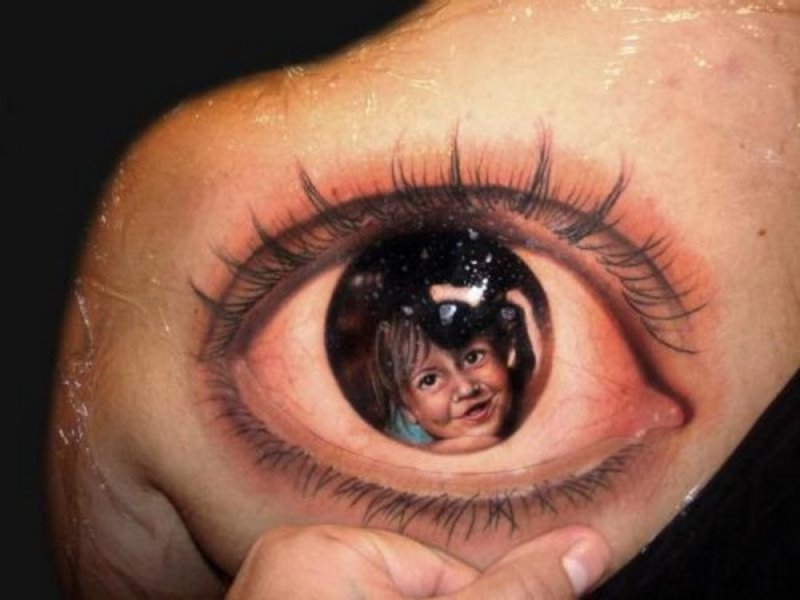 Apple Of My Eye-15 Most Inappropriate Tattoos Ever