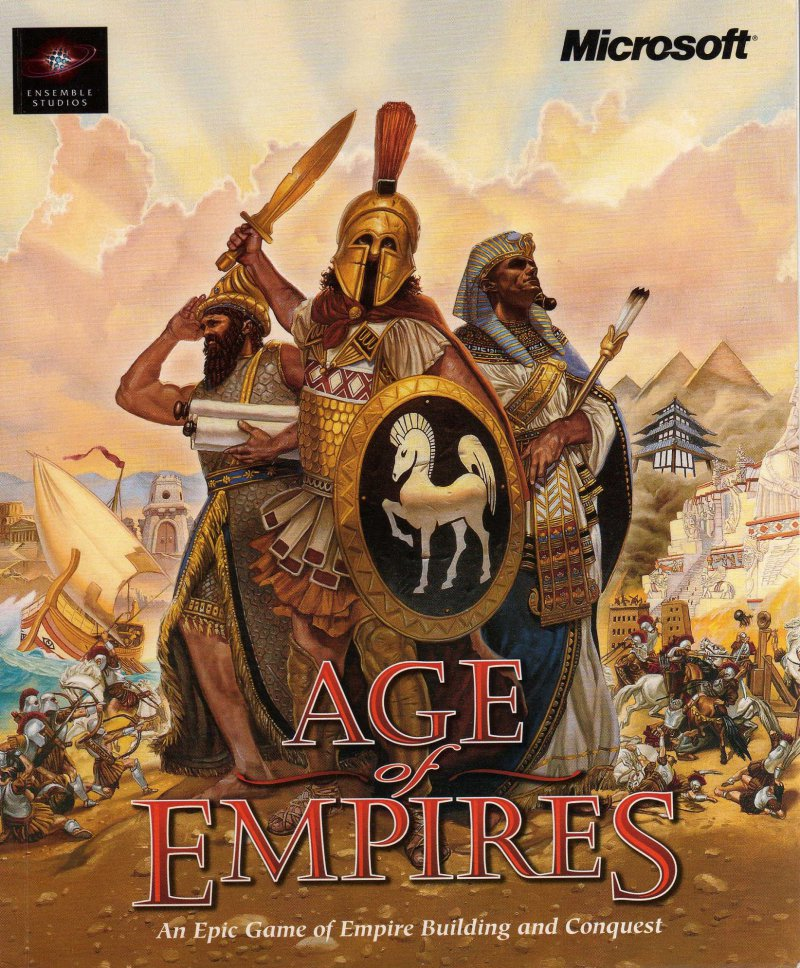 Age of Empires CD Trick-15 Pro Tips That Used To Work In 90s But Are Now Useless
