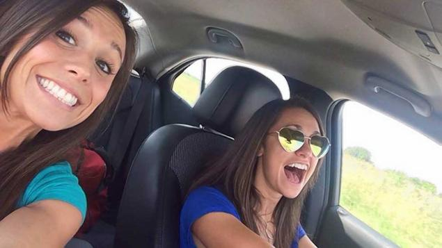 Collette Moreno and Ashley Theobald, US-15 Deaths Caused By Selfies