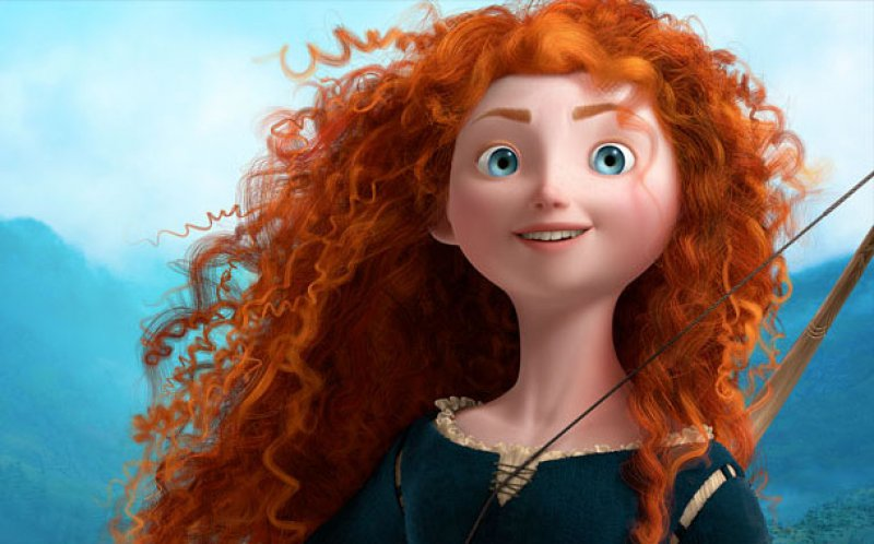 Merida is the Only Disney Princess Who Doesn't Have an American Accent-15 Interesting Things About Disney Princesses You Never Noticed