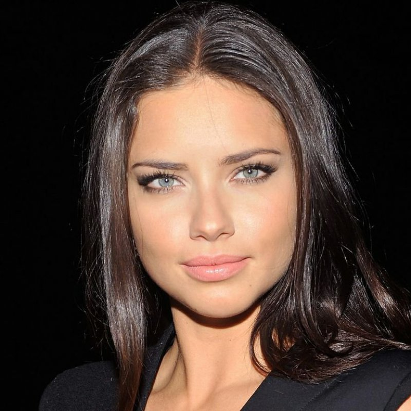 Adriana Lima-12 Celebrities You Didn't Know Have A Black Ancestry