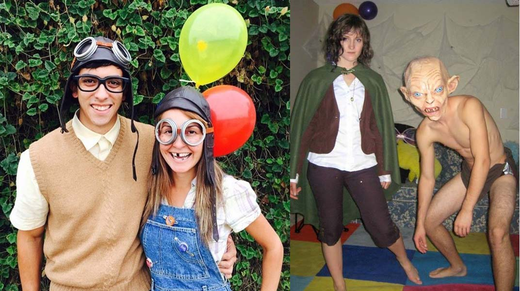 Fifteen Halloween Couple Costumes that are Super Amazing