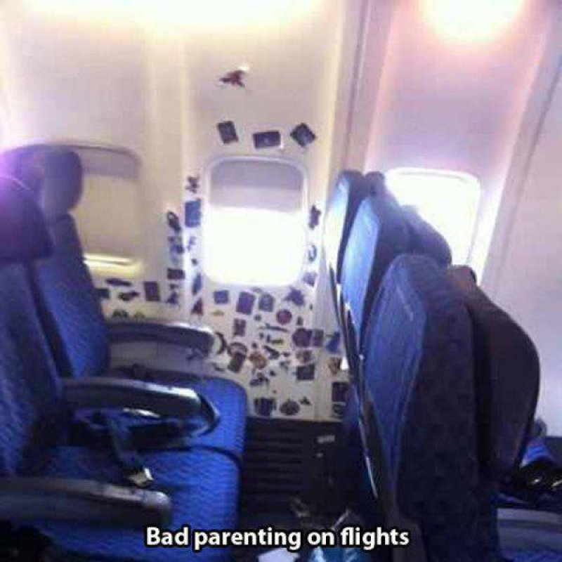 The Kind of Family We All Hate-15 Images That Show Parenting Isn't Meant For Everyone