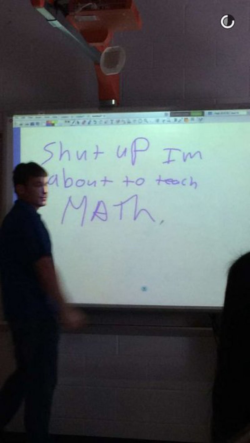 When a Teacher Does this-15 Teachers Who Are Tired Of Annoying Students