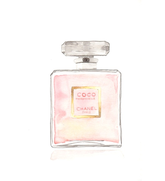 Chanel Grand Extrait - Coco Mademoiselle- $4,200 per ounce-Costliest Perfumes In The World