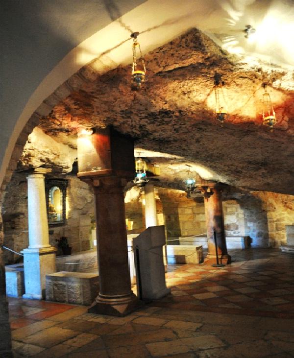 Milk Grotta Chapel - Bethlehem, Isreal-Unusual And Unbelievable Underground Places