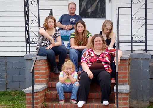 Here Comes Honey Boo Boo-Dumbest Reality Shows Ever
