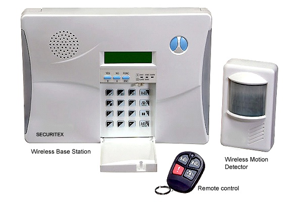 Install Alarm System-Top Ways To Make Your House Theft Proof