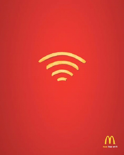 Connected-Most Creative McDonald's Ads