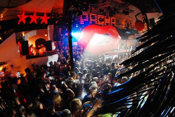 Pacha, Ibiza-Hottest Nightclubs Around The World