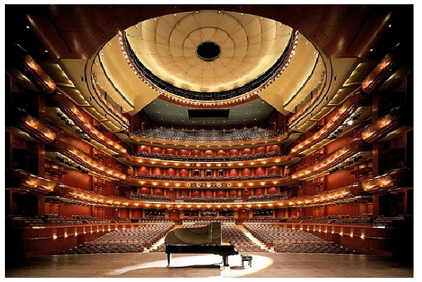 The New Jersey Performing Arts Center-Places To Visit In New Jersey