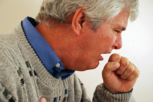 Coughing and being out of breath-Signs That You Have Cancer