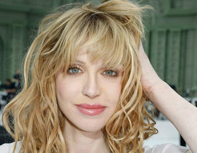 Courtney Love-Famous Celebs Who Went To Rehabilitation