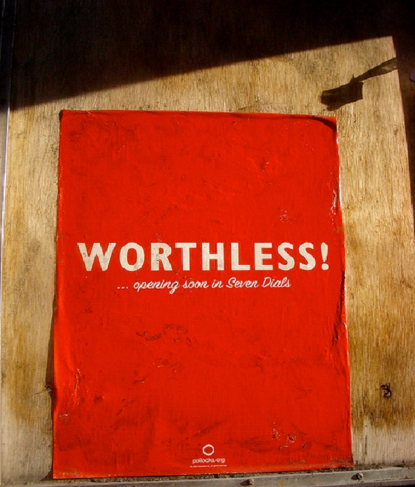 Feeling Worthless-Most Common Reasons To Commit Suicide