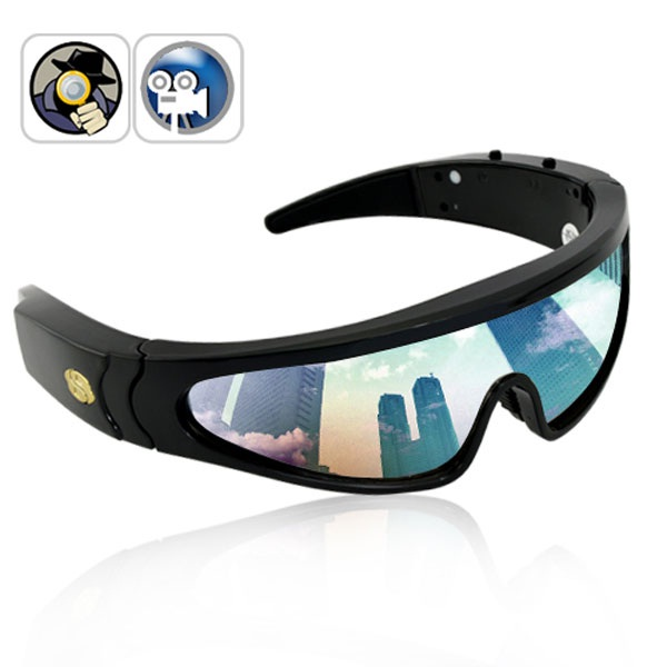 Cool Sunglasses-Coolest Spy Gadgets You Can Buy