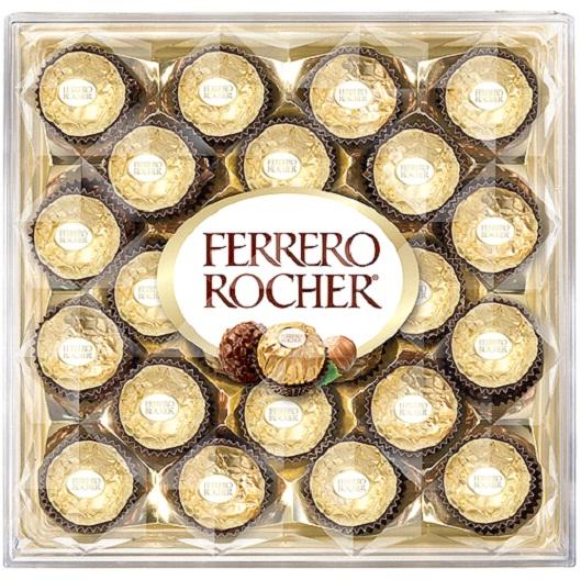 Ferrero-Top 12 Chocolate Companies