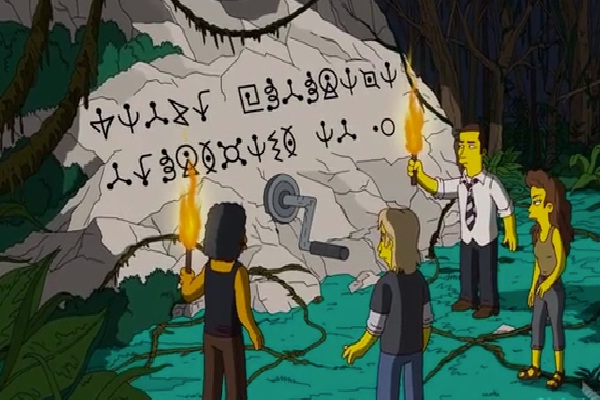 Alien language-Secret Facts About Futurama You Didn't Know