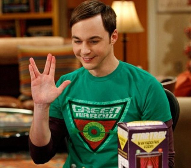 Sheldon Cooper-Straight Characters Played By Gay Actors