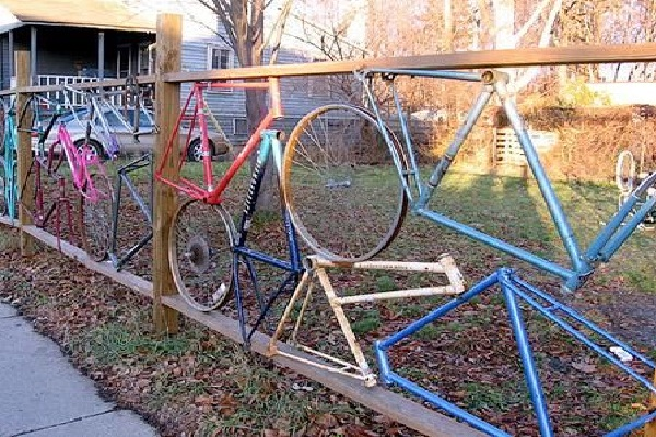Any old frames?-Most Creative Fences