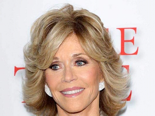 Jane Fonda-12 Celebrities Who Were Once A Porn Star