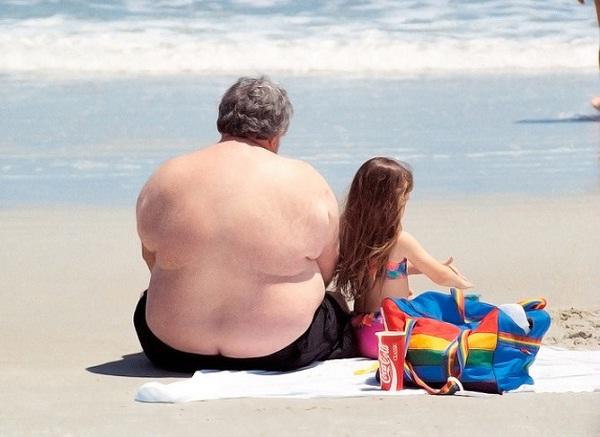 Australia-Most Obese Countries In The World