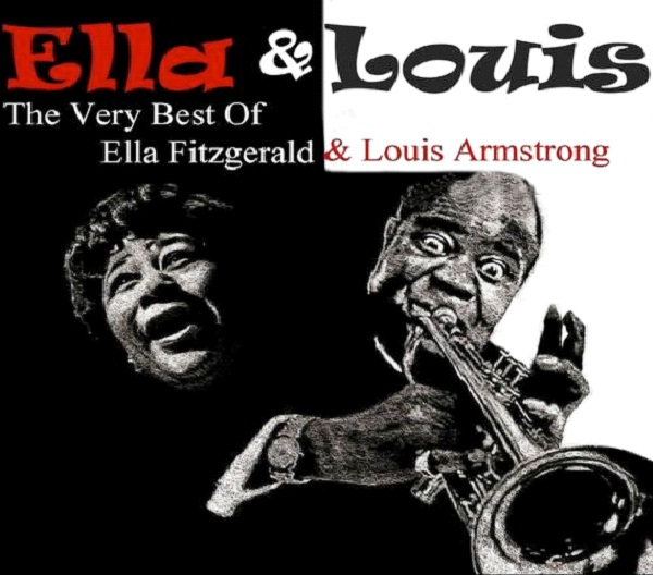 BABY IT'S COLD OUTSIDE - ELLA FITZGERALD & LOUIS ARMSTRONG-Best Christmas Duets