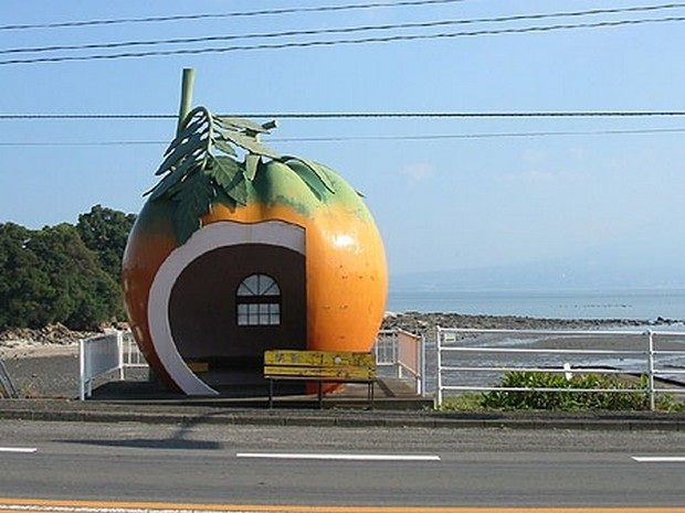 Foody-Cool Bus Stops Around The World