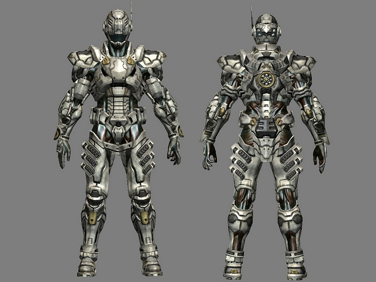 Vanquish - ARS Suit-Coolest Suits Of Armor