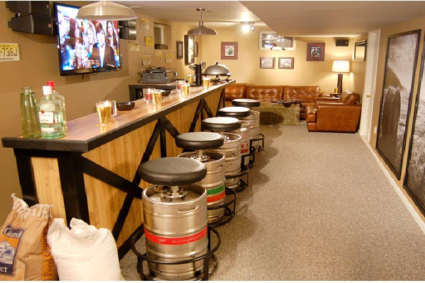 Barrel Of Fun-Awesome Man Caves