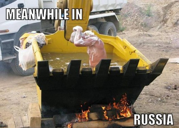 Russia-Best Meanwhile In..Memes