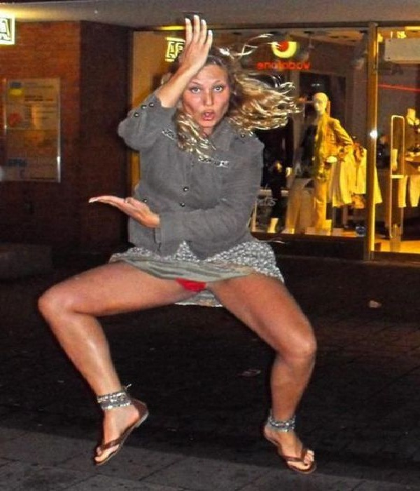 Freaky dancer-12 Embarrassing Pictures Of Drunk People