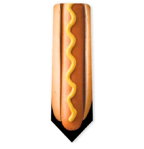 Hot Dog Tie-Strangest Ties