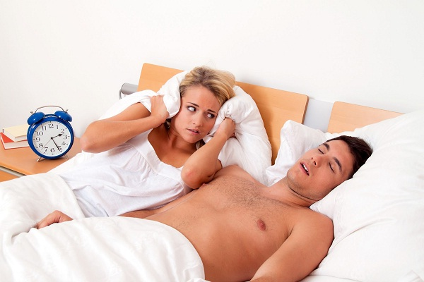 Snoring pains-Things I Wish I Knew Before I Got Married