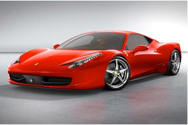 Enzo Ferrari Fastest Cars In The World