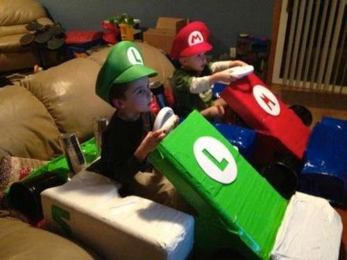 The Mario lover-Epic Parenting Wins