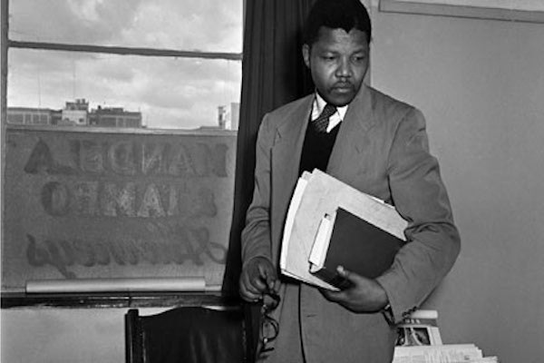 Mandela The Lawyer-Things You Didn't Know About Nelson Mandela