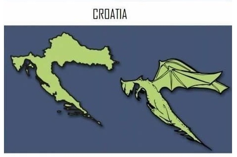 Croatia-Creative Lessons On European Geography