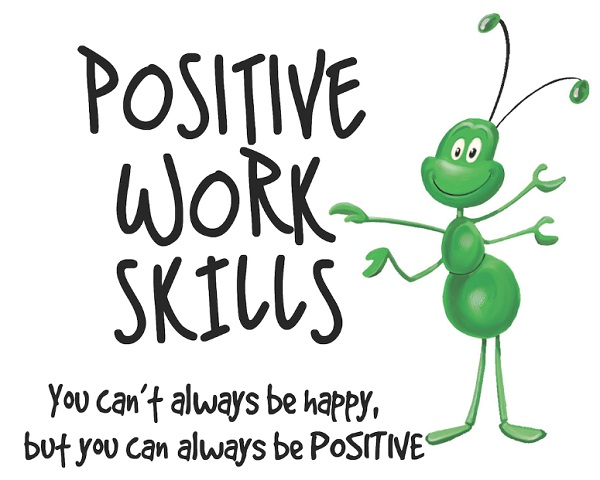 Being Positive-Qualities An Employee Should Have